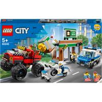 LEGO City Police Monster Truck Heist - 60245