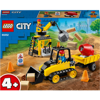 LEGO City Construction Bulldozer - 60252