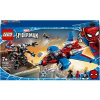 LEGO Marvel Spiderjet vs. Venom Mech - 76150