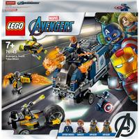 LEGO Marvel Avengers Truck Take-down - 76143