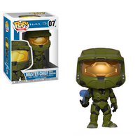 Funko Pop! Games: Halo - Master Chief with Cortana