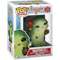 Funko Pop! Christmas: Peppermint Lane - Mayor Patty Noble
