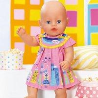 'Baby Born 43cm Doll Dress - Pink