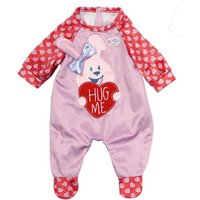 'Baby Born Romper For 43cm Doll - Pink