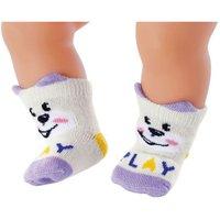 'Baby Born 2 Pack Socks (styles Vary)
