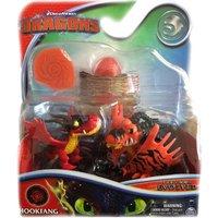 DreamWorks Dragons Legends Evolved Mini Figures - Hookfang
