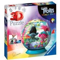 Ravensburger DreamWorks Trolls World Tour 3D Puzzle - 72pcs.