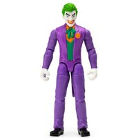 DC Comics The Caped Crusader 10cm Figure with 3 Mystery Accessories - The Joker