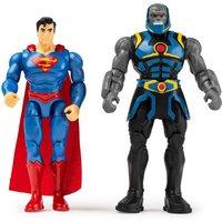 DC Comics 10cm Figures - Superman and Darkseid