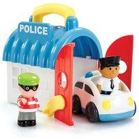 'Happyland Take And Go Police Station