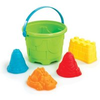 Click to view product details and reviews for Early Learning Centre Sand Moulds And Bucket Set.