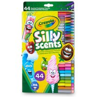 Crayola Silly Scents Twistable Pencils and Washable Markers