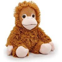 Snuggle Buddies Endangered Animals Plush Toy - Orangutan