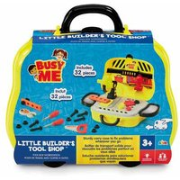 Busy Me Little Builder's Tool Shop