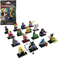 LEGO DC Super Heroes Minifigure (One Supplied. Styles Vary) - 71026