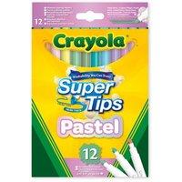 'Crayola 12 Supertips Pastel Pens