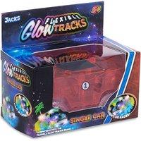 Jacks Flexible Glow Tracks Single Car (Styles Vary)
