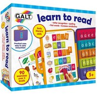 Galt Learn To Read Activity Case