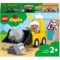 LEGO Duplo Bulldozer Construction Vehicle Set - 10930