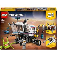 LEGO Creator 3-in-1 Space Rover Explorer Building Set - 31107