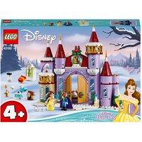 LEGO Disney Princess BelleaEURtms Castle Winter Celebration- 43180