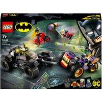LEGO DC Batman Joker's Trike Chase Batmobile - 76159