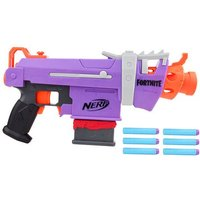 Click to view product details and reviews for Fortnite Nerf Smg E Motorized Dart Blast.