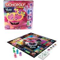 Monopoly Junior DreamWorks Trolls World Tour