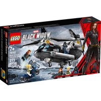 LEGO Marvel Black Widow's Helicopter Chase - 76162 (UK Exclusive)