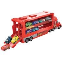 Disney Pixar Cars Mack Mini Racers Hauler Truck