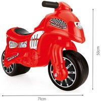 Dolu My First Moto Racer Motorbike - Red