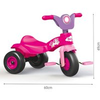 Click to view product details and reviews for Dolu Unicorn Trike Ride On Pink.