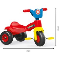 Click to view product details and reviews for Dolu Racer Trike Ride On Red.