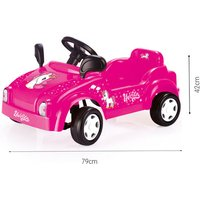 Click to view product details and reviews for Dolu Pedal Unicorn Smart Car Ride On Pink.