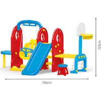 Click to view product details and reviews for Dolu 7 In 1 Playground Frame.
