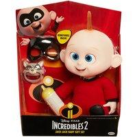 Disney Pixar Incredibles 2 Jack-Jack Baby Doll Gift Set