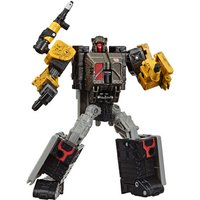 Transformers Generations: War for Cybertron: Earthrise - Deluxe Ironworks Figure