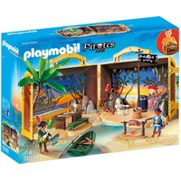 Playmobil 70150 Take Along Pirates Treasure Island