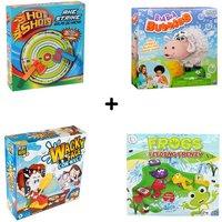Games Bundle - 4 Pack