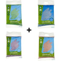Click to view product details and reviews for Early Learning Centre Coloured Sand 4 X 5kg Bags 1 X Blue 1 X Green 1 X Pink 1 X Purple Free Delivery.