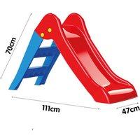 Dolu My First Slide - Red (H70cm x L111 x W104 cm)