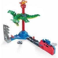 Hot Wheels Air Attack Dragon Playset