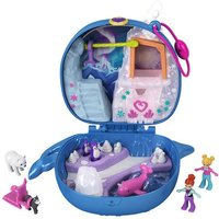 Polly Pocket Micro Narwhal Compact