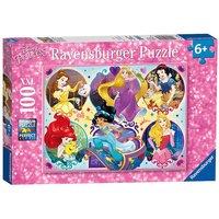 Ravensburger Disney Princess Style 3 XXL Puzzle - 100 Pieces