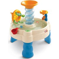 Click to view product details and reviews for Little Tikes Spiralin Seas Waterpark Playset.