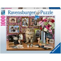 Ravensburger My Cute Kitty Puzzle - 1000pcs.