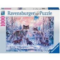 Ravensburger Arctic Wolves Puzzle - 1000pcs.