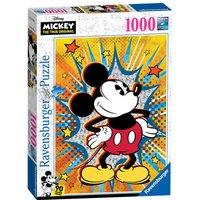 Ravensburger Retro Mickey Mouse Puzzle - 1000pcs.