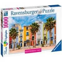 """Ravensburger Alicante, Villajoyosa Puzzle - 1000pcs."""