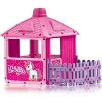 Click to view product details and reviews for Dolu Unicorn City House And Fence.